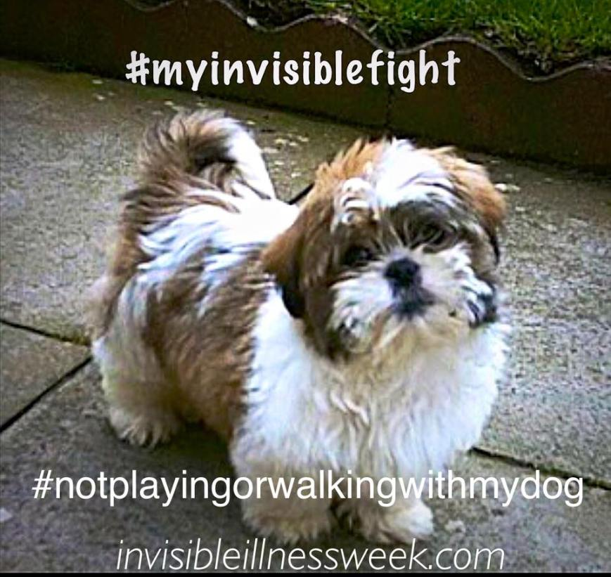 #myinvisiblefight
