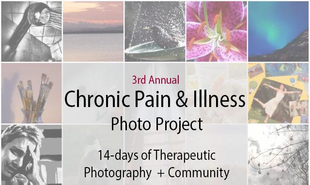 chronic pain photo project